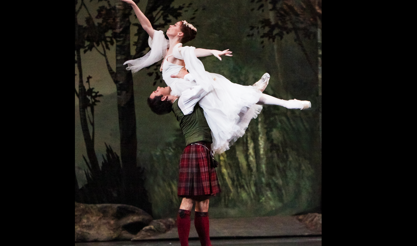 Ballet - La sylphide