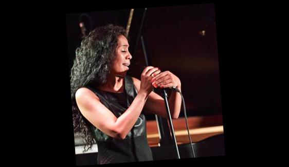 Concert jazz blues - Ella Rabeson